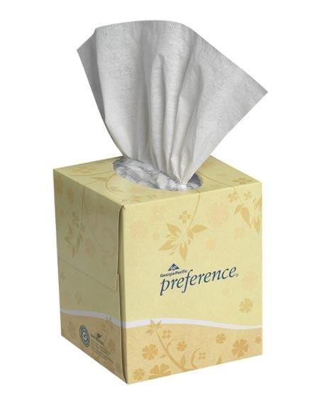 preference® Facial Tissue MK 1111129