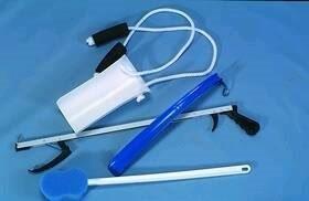 AliMed® Economy ADL Hip / Knee Equipment Kit MK 443629