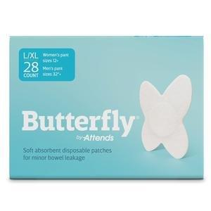Butterfly Body Patches, L/XL 4802400082