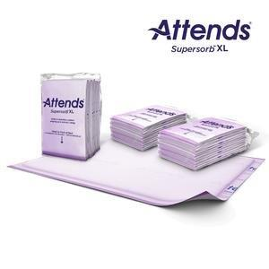 Attends Supersorb XL Bariatric Underpad 48ASBXL