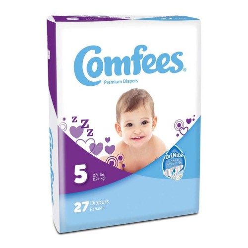 Comfees Baby Diapers - Size 5 48CMF5