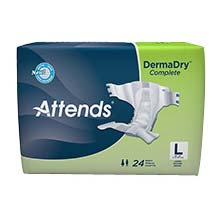 Attends DermaDry™ Complete Brief Large  48DDC30