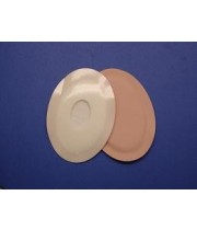 "Ampatch Style AX with 7/8"""" x 1-1/4"""" Oval Center Hole 49AXSP3"