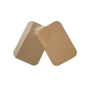 Ampatch Style U-2 Precut Tan Tape No Absorbency No Hole 49U2
