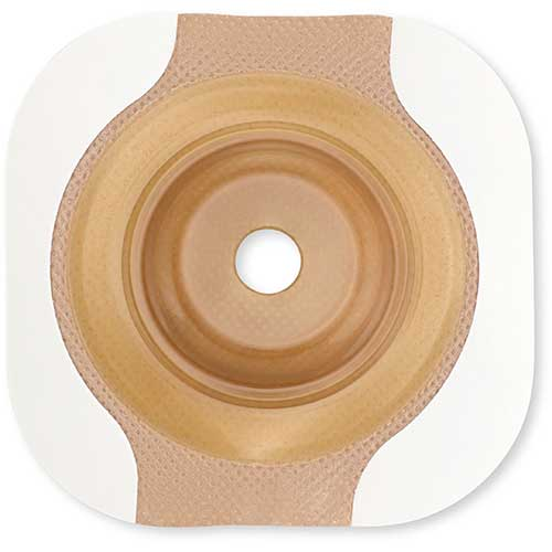 "New Image CeraPlus 2-Piece Cut-to-Fit Convex  (Extended Wear) Skin Barrier 1-1/2"" Stoma Size, 2-1/4"" Flange Size 5011403"