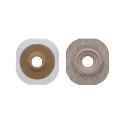 "Hollister New Image® Convex FlexTend™ Flange,Tape Border, Pre-Cut, 3/4"" Opening, 1-3/4"" Flange  5013902"