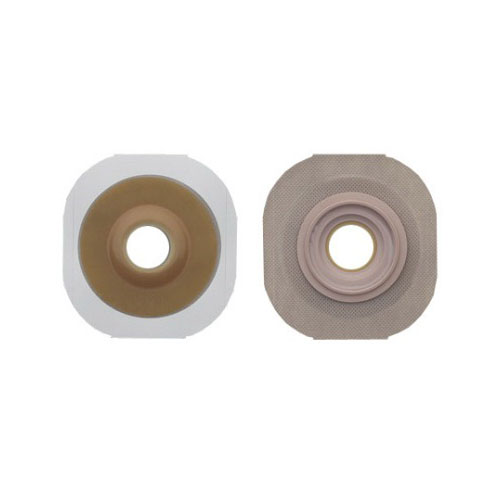"Hollister New Image® Convex FlexTend™ Flange,Tape Border, 2-3/4"" Flange, 1-5/8"" Opening  5013909"