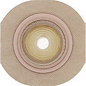 "New Image Two-piece Shape-to-Fit Flat FormaFlex Skin Barrier 1-11/16"""", Red, 2-1/4"""" Flange Size 5014103"
