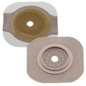 "New Image 2-Piece Cut-to-Fit Flextend (Extended Wear) Skin Barrier 3-1/2"""" 5014606"
