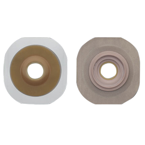"""New Image 2-Piece Precut Convex Flextend (Extended Wear) Skin Barrier 7/8"""" 5014903"""