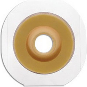 "New Image 2-Piece Precut Convex Flextend (Extended Wear) Skin Barrier 1-1/8"""". 5014905"