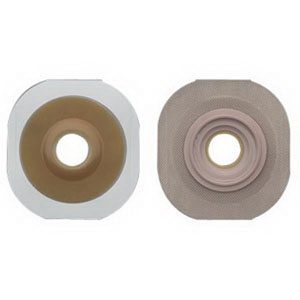 "New Image 2-Piece Precut Convex Flextend (Extended Wear) Skin Barrier 1-3/4"""" 5014910"
