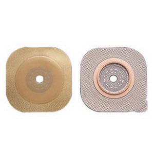 """New Image 2-Piece Cut-to-Fit Flat FlexWear (Standard Wear) Skin Barrier 2-1/4"""" 5015204"""