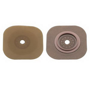 "New Image Cut-to-Fit Flat Flextend (Extended Wear) Skin Barrier 1-1/4"" 5015602"