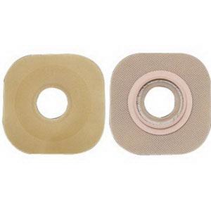 "New Image 2-Piece Precut Flat Flextend (Extended Wear) Skin Barrier 1"""" 5016104"