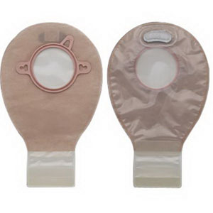 """New Image 2-Piece Mini Drainable Pouch 1-3/4"""""""", Lock N Roll, Transparent 5018292"""