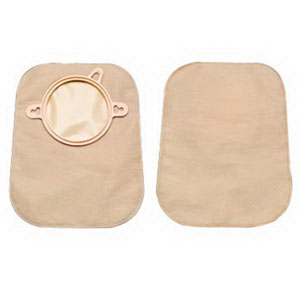 "New Image 2-Piece Mini Closed-End Pouch 1-3/4"""", Beige 5018752"