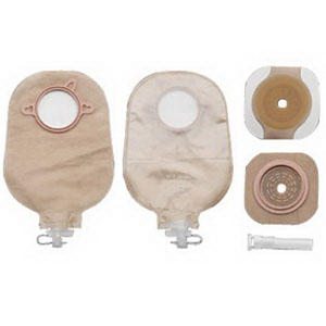 "New Image Two-piece Urostomy Kit 1-3/4"""", Nonsterile 5019203"