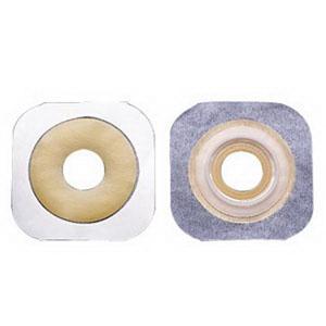 "Hollister CenterPointLock™ 1"" Pre-Cut Flat FlexWear® Skin Barrier, 1-1/2"" Flange 503742"