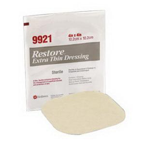 "Restore Extra Thin Hydrocolloid Dressing 6"""" x 8"""" 50519923"