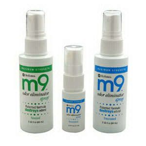 Hollister M9™ Odor Eliminator Spray, Apple Scented, 2 oz 507734