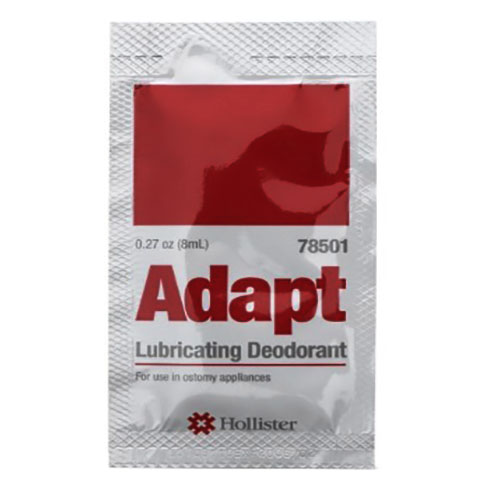 Adapt Lubricating Deodorant Sachet Packets, 1/4 oz. 5078501