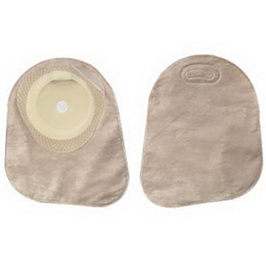 "Premier 1-Piece Mini Closed-End Pouch Cut-to-Fit 5/8"""" to 2-1/8"""", Beige 5082100"