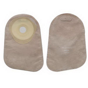 "Premier 1-Piece Closed-End Pouch Precut 1-3/8"""", Beige 5082335"