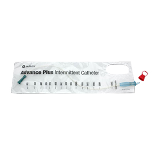 "Advance Plus Touch Free Intermittent Catheter 8 Fr 16"""""""" 1500 mL 5094084"