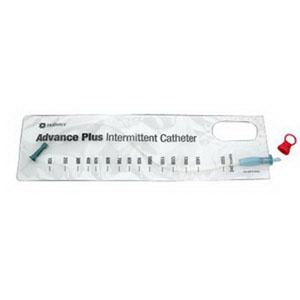 "Advance Plus Touch Free Intermittent Catheter 10 Fr 16"""""""" 1500 mL 5094104"