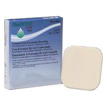 "ConvaTec DuoDERM® CGF Sterile Dressing 4"" x 4"" 51187658"