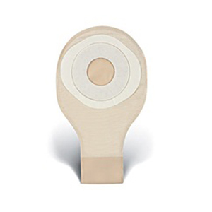 "ConvaTec ActiveLife® One-Piece Drainable Pouch, 1-1/4"" Pre-Cut, 10"" L, Opaque 5122752"