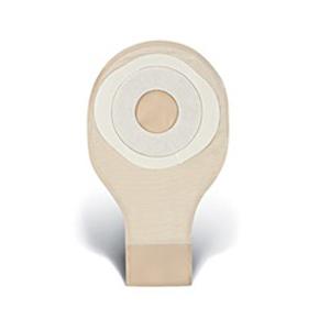 """ConvaTec ActiveLife® One-Piece Drainable Pouch, 1-3/4"""" Pre-Cut, 12"""" L, Transparent 5122768"""