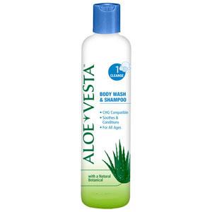 Aloe Vesta Body Wash and Shampoo 8 oz. 51324609