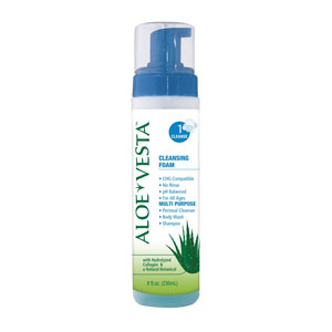 Aloe Vesta Cleansing Foam, 8 oz. Bottle 51325208