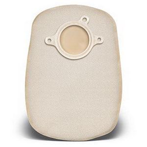 """ConvaTec SUR-FIT® Natura® Two-Piece Closed Pouch, 2-3/4"""" Flange, 8"""" L, Opaque 51401524"""