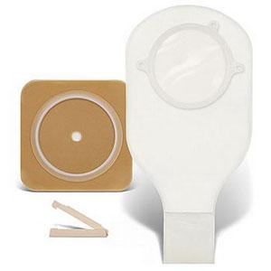 """ConvaTec SUR-FIT® Natura® Two-Piece Non-Sterile Unit Dose Kit 4"""" Flange 51401922"""