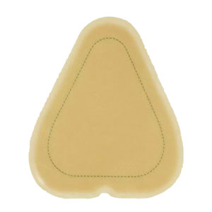 "ConvaTec DuoDERM® Signal Dressing 6"" x 7"" Triangle 51403332"