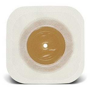 """Little Ones 2-Piece Cut-to-Fit Hydrocolloid Stomahesive Skin Barrier 1/5 to 1-1/14"""""""" 51411642"""