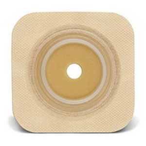 "Sur-Fit Natura Durahesive Cut-to-Fit Skin Barrier 4"""" x 4"""", 1-3/4"""" Flange 51413166"