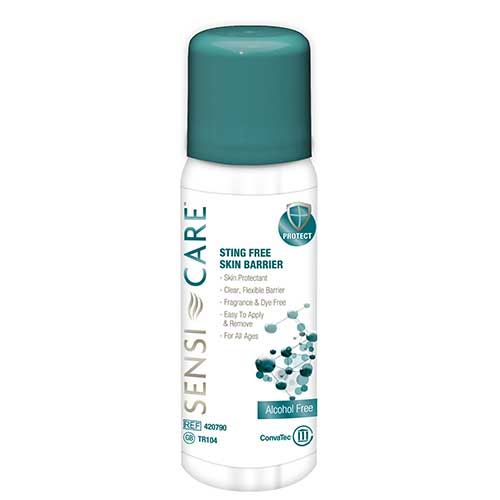 ConvaTec Sensi-Care™ Sting-Free Protective Skin Barrier Spray 50mL Can 51413502