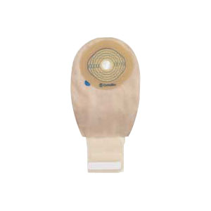 """Esteem + Moldable One-Piece Drainable Pouch w/ InvisiClose, Stomahesive, 12"""""""" Transparent, 3/4"""""""" x 1-1/8""""""""(20/30mm) 51413518"""