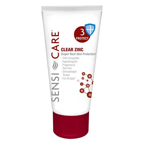 Sensi-Care Clear Zinc, 2 oz 51413586
