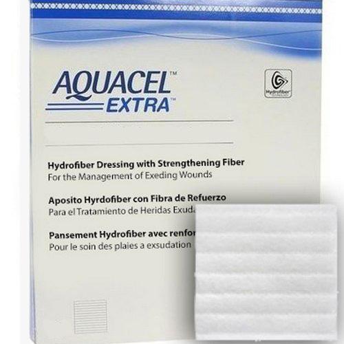 "Aquacel Extra 2"" X 2"" Hydrofiber Wound Dressing 51420671"