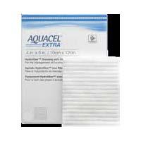 "Aquacel Extra 6"""" X 6"""" Hydrofiber Wound Dressing 51420673"