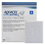 """ConvaTec AQUACEL® Extra Hydrofiber Wound Dressing 4"""" X 5""""  51420674"""