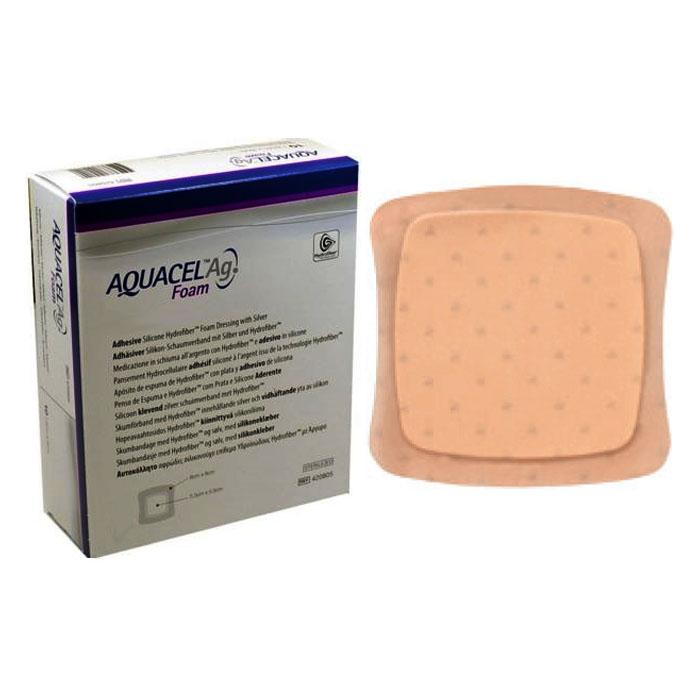 """Aquacel Ag Foam Dressing, 10"""""""" x 12"""""""" 51420807"""