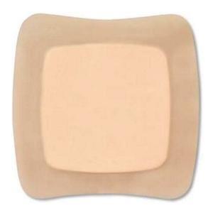 "AQUACEL Foam Pro Silicone Wound Dressing, Square, 4"""" x 4"""" 51422357"