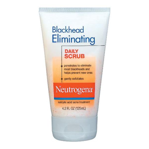 Neutrogena Blackhead Eliminating Daily Scrub, 4.2 fl oz 5310018