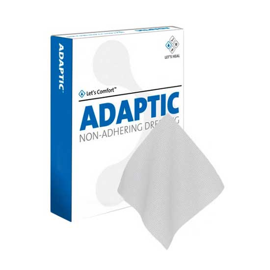 "Adaptic Non-Adhering Dressing 3"""" x 8"""" Sterile 3's 532013"